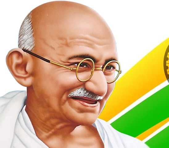 The Governor gave greetings of Gandhi Jayanti.